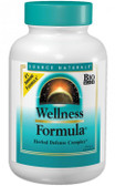 Wellness Formula 240 Caps Source Naturals, Immune Support