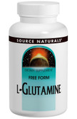 L-Glutamine 500 mg 100 Caps, Source Naturals