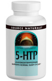 5-HTP 100 mg 120 Caps Source Naturals, Stress