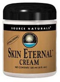 Skin Eternal Cream Sensitive Skin 2 oz Source Naturals