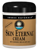 Skin Eternal Cream for Sensitive Skin 4 oz Source Naturals