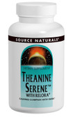Theanine Serine Relora 60 Tabs Source Naturals, Stress, Relaxation