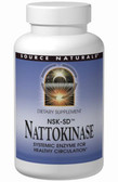 Nattokinase 100 mg Caps 60 Caps Source Naturals, Healthy Circulation