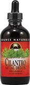 Cilantro Metal Detox 4 fl oz, Source Naturals