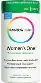 Women's One Multi 90 Tabs Rainbow Light Vitamins