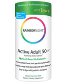 Adult 50+ Senior Multivitamin 30 Tabs Rainbow Light