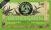 Dieter's Green Herbal Tea 20 Bags Triple Leaf Tea