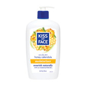 Moisturizer Honey & Calendula 16 oz, Kiss My Face
