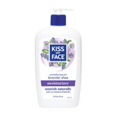 Moisturizer Lavender & Shea Butter 16 oz, Kiss My Face