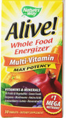 Alive Multivitamin 30 Tabs Nature's Way Vitamins