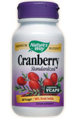 Nature's Way Cranberry Standardized 60 Caps, Urinary Tract