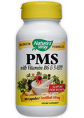 PMS 5-HTP & Vitamin B-6, 100 Caps, Nature's Way