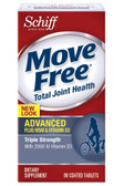 Schiff Move Free Triple Strength Plus MSM 80 Tabs