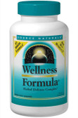 Wellness Formula Bio-Aligned 90 Tabs Source Naturals, Immune Health
