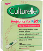 Amerifit Culturelle Probiotics for Kids 30 Packets, Immune Support