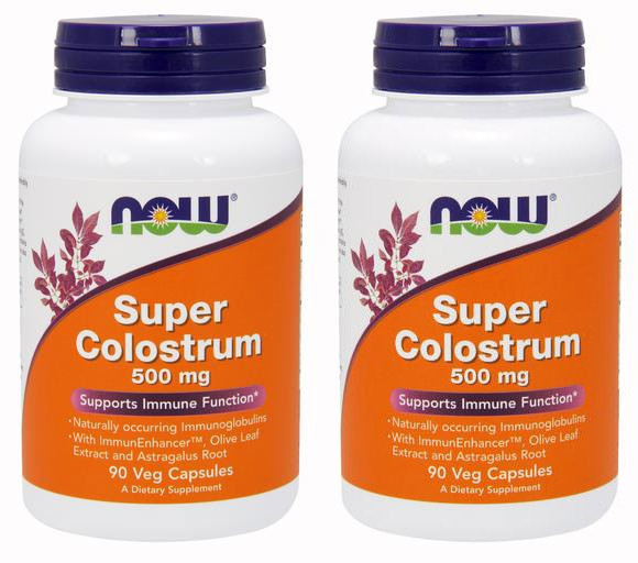 Natural Foods With Colostrum