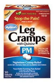 Hylands Leg Cramps PM 50 Tabs, Nighttime Cramp Relief