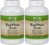 2-Pack Of Xanthan Gum 6 oz (170 g), Now Foods