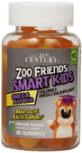 Zoo Friends Smart Kids Omega Plus DHA 60 Gummies, 21st Century Health Care