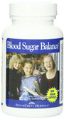 Blood Sugar Balance 120 Caps Ridgecrest Herbals