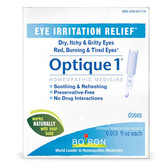 Optique 1 Eye Irritation Relief 30 Doses 0.013 oz Each, Boiron