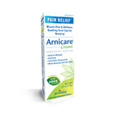 Arnicare Cream Pain Relief Unscented 2.5 oz (70 g), Boiron