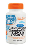 Glucosamine Chondroitin MSM 120 Caps, Doctor's Best