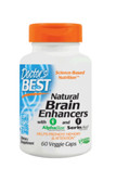 Natural Brain Enhancers PS & GPC 60 Veggie Caps, Doctor's Best
