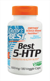Best 5-HTP 100 mg 180 Veggie Caps, Doctor's Best