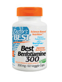 Best Benfotiamine 300 mg 60 Veggie Caps, Doctor's Best