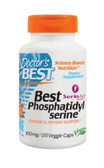 Best Phosphatidylserine 100 mg 120 Veggie Caps, Doctor's Best