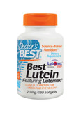 Best Lutein Featuring Lutemax 20 mg 180 sGels, Doctor's Best