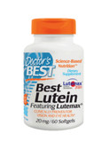 Best Lutein Featuring Lutemax 20 mg 60 sGels, Doctor's Best