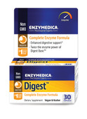 Digest Complete Enzyme Formula 30 Caps, Enzymedica
