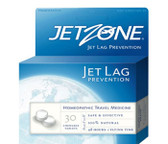 JetZone Jet Lag Prevention 30 Chewable Tabs, Global Source
