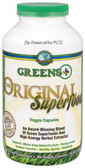 The Original Superfood 360 Veggie Caps, Greens Plus