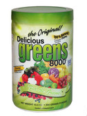 Delicious Greens 8000 Original 10.6 oz (300 g) Powder, Greens World