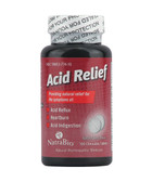 Natra Bio Acid Relief 4 ct, Heartburn, Indigestion