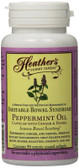 Peppermint Oil Intense Bowel Soothing 90 Enteric Coated sGels, Heather's Tummy Care