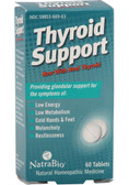 Natra Bio Thyroid Support 60 Tabs, Metabolism