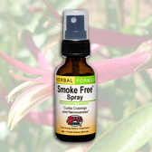 Smoke Free Spray 1 oz (29.5 ml), Herbs Etc.