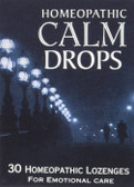 Homeopathic Calm Drops 30 Homeopathic Lozenges, Historical Remedies