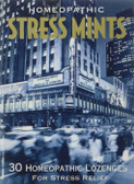 Stress Mints 30 Homeopathic Lozenges, Historical Remedies