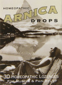 Arnica Drops 30 Homeopathic Lozenges, Historical Remedies