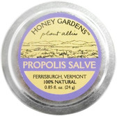 Propolis Salve 0.85 oz (24 g), Honey Gardens