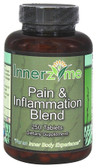 Pain & Inflammation Blend 250 Tabs, Innerzyme