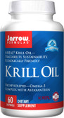 Krill Oil 60 sGels, Jarrow