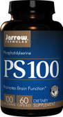 PS-100 Phosphatidylserine 100 mg 60 Caps, Jarrow