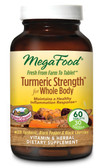 Turmeric Strength for Whole Body 60 Tabs, MegaFood