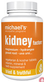Kidney Factors 120 Veggie Tabs, Michael's Naturopathic